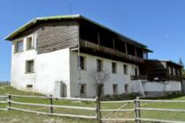 Lednitsata hut Rhodopes mountain