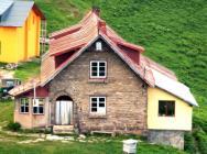 Mazalat hut Central Balkan